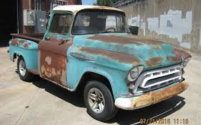 Not So Perfect Patina: 1957 Chevrolet 3100 Feature 1954 Chevrolet 3100 Pickup Truck Classic Rollections 1950 Car Studio 55 Phils Chevys Pin By Harold Bachmeier On Rat Rods Pinterest 54 Chevy Truck The 471955 Driven Hot Wheels Oh Man The Eldred_hotrods Crew Killed It With This 1959 For Sale 2033552 Hemmings Motor News Quick 5559 Task Force Id Guide 11 1952 Sale Classiccarscom Advance Design Wikipedia File1956 Pickupjpg Wikimedia Commons 5clt01o1950chevy3100piuptruckloweringkit Rod