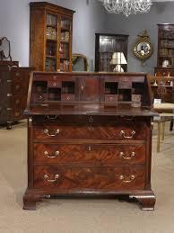 bureau furniture georgian bureau mahogany bureau antique desk antiques uk