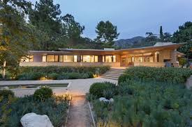 100 Frank Lloyd Wright La S Take On A Ranch House Asking 24 Million In