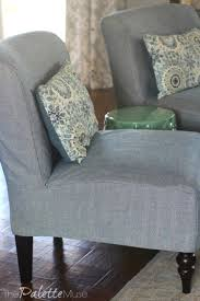 How To Make Your Own Simple Chair Covers - The Palette Muse Buy Chair Covers Slipcovers Online At Overstock Our Best Parsons Chair Slipcover Tutorial How To Make A Parsons Elegant Slipcover For Ding Room Chairs Stylish Look Homesfeed How Fun Are These Slipcovers From Pier 1 20 Awesome Scheme Ready Made Seat Table Rated In Helpful Customer Reviews With Arms 2081151349 Musicments Transformation Without Sewing Machine Build Basic Decorating Gorgeous Shabby Chic For Lovely Fniture