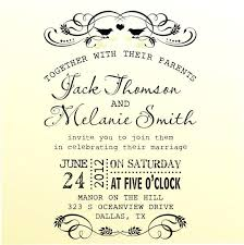 Wedding Invitation Fonts 6649 And Picture