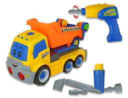 100 Work And Play Trucks Amazoncom Advanced Constuction Dump Take Apart Truck Toys For