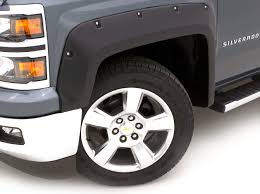 Lund RX-Rivet Style Fender Flares; 14-15 Chevy Silverado 1500 ... Bushwacker Chevy Silverado 2004 Pocket Style Matte Black Fender For 9907 Silveradogmc Sierra Pickup 4pc Set Pockriveted Lund Rxrivet Flares 1415 1500 Rough Country Wrivets For 62018 Chevrolet Boltriveted 42018 Green With Dna Motoring 9906 Gmc Factory 4095602 Flare Oestyle Set Intertional Bushwacker Products F Rivet 59 Bed Length