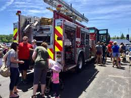 100 Big Red Fire Truck Toucha A Hit For All Ages Strongsville Thepostnewspaperscom