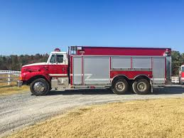 100 Used Rescue Trucks 2001 KME International 3000 Gallon Pumper Tanker Truck Details