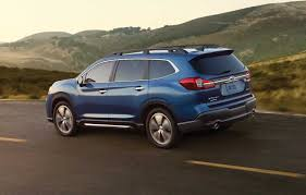 2019 Subaru Ascent First Look Kelley Blue Book With Regard To 2019 ...