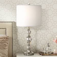 Crystal Table Lamp Finials by Timeless Table Lamp Styles A Style Guide Lamps Plus