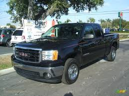 2007 GMC Sierra 1500 SLT Extended Cab In Onyx Black - 601600 | Jax ... 062013 Chevrolet Tahoegmc Yukon Preowned 2007 Gmc Sierra 1500 Single Cab Afrosycom Umopapisdn Gmc Crew Cabsle Pickup 4d 5 34 Ft Specs No End In Sight For Deluxe Pickup Truck Prices Slt Extended Onyx Black 1600 Jax Denali 4wd Summit White 680266 2019 Reinvents The Bed Video Roadshow Eg Classics 072013 Grille Style Z 1gtecx17z131406 White New Sierra On Sale Ca San