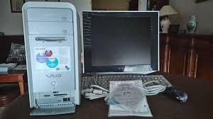 ordinateur bureau occasion achetez pc bureau sony vaio occasion annonce vente à versailles