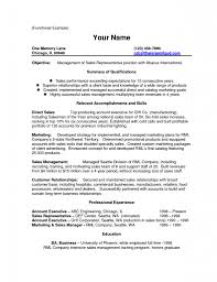 Account Manager Resume Template Best Of Sample For Picture