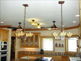 change can light to pendant replacing recessed with regard modern