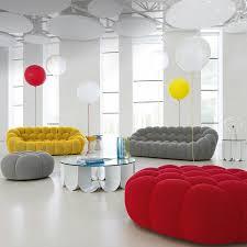 canapé français haut de gamme roche bobois décoration meubles canapés design deco