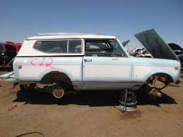 100 Who Makes Mail Trucks Junkyard Find 1974 International Harvester Scout II The Truth