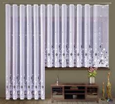 details zu gardinen vorhänge fertiggardinen meterware wohnzimmer kräuselband jessis tex