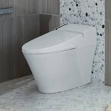 smart toilet at200 integrated bidet smart toilet from dxv