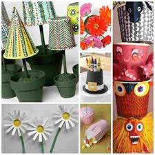 For Kids With Cups Ye Pertaining To Rhponywatchescom Craft Art And Paper Ideas
