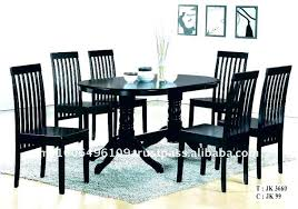 Light Oak Dining Room Table And Chairs Set Uk Wood Breakfast Black Chair Captivating Enthralling Furniture