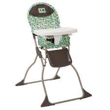 cosco simple fold high chair choose your pattern walmart com