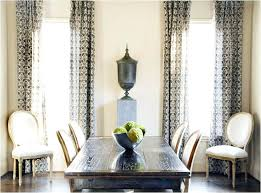 Dining Room Curtains Decor Modern Ideas How To Choose For Living Window