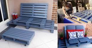 20 diy outdoor pallet furniture ideas and tutorials