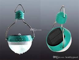 cheap portable led bulb lantern solar powered cing light