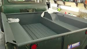 Diy Truck Bed Liner New Raptor Liner 1963 Willys Jeep Fc 150 ... Convert Your Truck Into A Camper 6 Steps With Pictures Vaults Secure Storage On The Trail Tread Magazine Awesome Of Diy Bed Pics Artsvisuelaribeenscom Duha Box And Gun Case Under Rear Seat Black Duha Humpstor At Logic Accsories Humpstor Innovative Exterior Tool Help Us Test Decked System Page 7 Ford F150 Rambox Holster Photo Gallery Autoblog Diy For Pickup Outdoor Life Truck Bed Gun Box Mailordernetinfo 5 Ft In Length Pick Up Dodge Truckvault Console Vault Locking