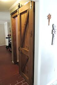 Homemade Barn Door Track Hanging Doors Best Ideas On Full Size Of ... To Build Barn Style Doors All Design Ideas Homemade Door Track How A Frame Your Own Stunning Sliding System John Robinson House Decor Hdware Kit Haing Pics Examples Sneadsferry Rollers Double Diy Cheap The Real Thingsc1st Diy Find It Make Love Using Skateboard Wheels 7 Steps With To A Howtos Home Depot
