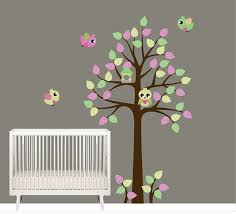 Owl Bedroom Wall Stickers by 689 Best Nursery Wall Decals Images On Pinterest Nursery Wall