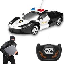 100 Cheap Remote Control Trucks 2019 2 Channel Wireless Rc Police Car Truck Kid Toy