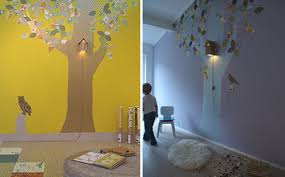 chambre arbre un arbre pousse dans sa chambre cielenstock