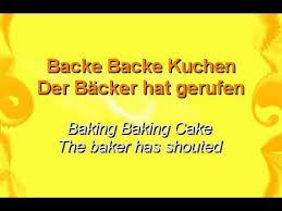 backe backe kuchen wbtbwb translation lyrics