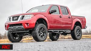2005-2018 Nissan Frontier 6-inch Suspension Lift Kit By Rough ... Bds New Product Announcement 272 Ford F150 2wd Lift Kits Dobions 20 Kit Toyota Tacoma 2016 Main Line Overland 3 Inch Suspension 4wd 52018 Tuff Country About Our Custom Lifted Truck Process Why At Lewisville 8 By Suspeions On Dodge Ram Caridcom Gallery Rad Packages For 4x4 And 2wd Trucks Wheels Chevy Ezride Zone Offroad 2 4c1245 4wd Eibach Complete Protruck Sport Shock Strut Installing 12017 Gm Hd 35inch Bolton The Pros Cons Of Having A