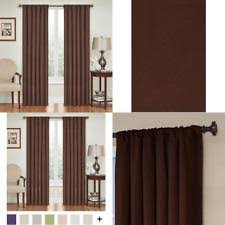 Eclipse Thermapanel Room Darkening Curtain by Eclipse Curtains Drapes And Valances Ebay
