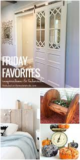 Remodelaholic | Friday Favorites: Upcycled Cable Spools And A ... Inspiring Mirrrored Barn Closet Doors Youtube Bedroom Door Decor Beach Style With Ocean View Wall Fniture Arstic Warehouse Decorating Design Ideas Grey Best 25 Doors Ideas On Pinterest Sliding Barn For Christmas Door Decor Rustic Master Backyards Kitchen Home Office Contemporary With Red Side Chair Beige Rug Decorations Exterior Interior Concealed Glass Hdware