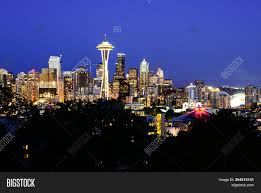100 Beautiful Seattle Pictures Aerial View Image Photo Free Trial Bigstock
