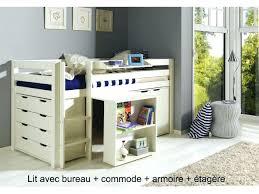 lit mezzanine avec bureau et rangement lit mezzanine et bureau lit mezzanine enfant avec bureau acheter