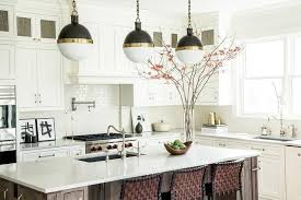 how to figure spacing for island pendants style house interiors