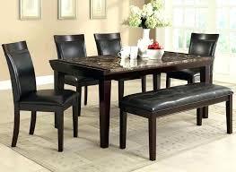 Black Dining Room Table Sets