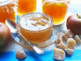 cuisiner avec du gingembre confiture de pommes gingembre la recette saveur