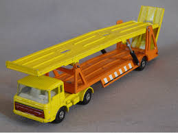 100 Matchbox Car Carrier Truck DAF Transporter Model S HobbyDB