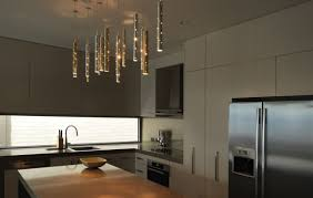 lighting kitchen led light fixtures fascinating kitchen led can