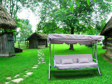 Patio Swings With Canopy Replacement by Patio Swing Replacement Canopy Ebay