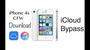 iPhone 4s iCloud bypass CFW