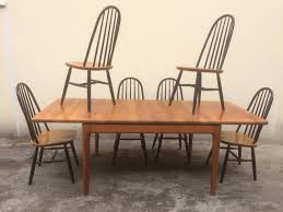 Danish Teak Table And 6 Chairs By Lucian Ercolani Por Ercol Circa ... Mid Century Modern Teak Ding Set With Fniture Danish Table Room And Chairs Mid Century Danish Modern Teak Ding Table Chair Set Mafia Legs Manufacturers 1960 30 Most Fantastic Coffee Toronto Scdinavian And Hans Olsen Frem Rojle At Set Midcentury Teak Table Chairs By Inger Harmylelafoundationorg 6 By Lucian Ercolani Por Ercol Circa 1960s Papercord Ding Mogens Kold Danish Niels Kfoed Interior Rare Villy Schou Andersen Of Six