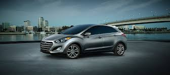 Elantra GT 2017 Efficiently Powerful Hatchback Car