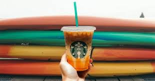 Starbucks Pumpkin Latte 2017 by Starbucks Unveil Tip To Ordering An Iced Pumpkin Spice Latte