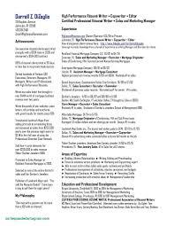 100 Free Professional Resume Templates Onlinesnacom Letter Format