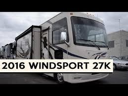 2016 Thor Motor Coach Windsport 27K