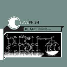 livephish 8 13 93 by phish on spotify