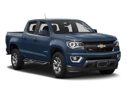 New 2018 Chevrolet Colorado 2WD Z71 Crew Cab Pickup In San Jose ...